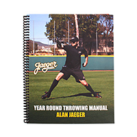 Jaeger Sports Year Round Throwing Manual