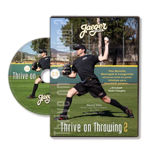 thrive on throwing 2 dvd