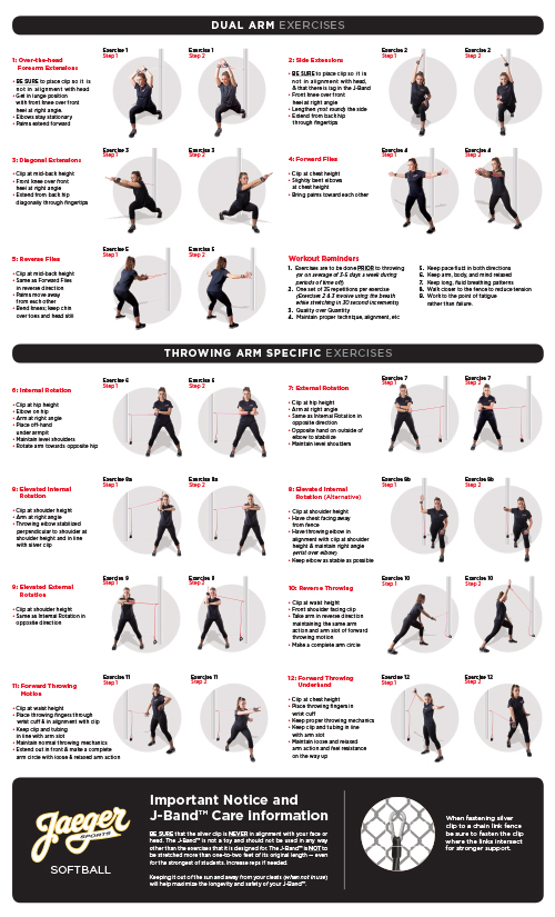 Resistance Band Workout Routine Pdf - Most Popular Workout ...