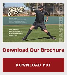 Jaeger Sports - Off Season Throwing Program