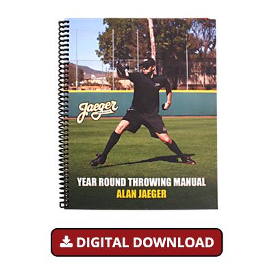 Year Round Throwing Manual eBook